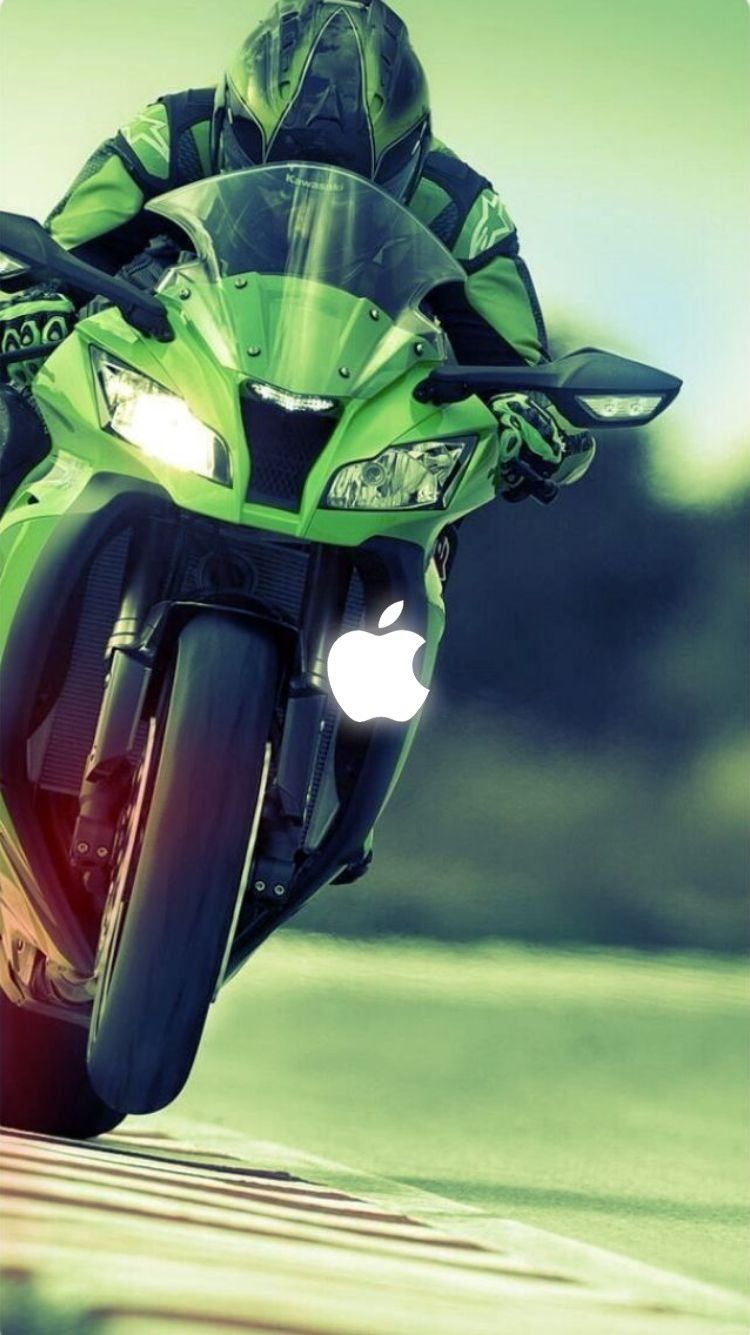 Bike Wallpaper Iphone X