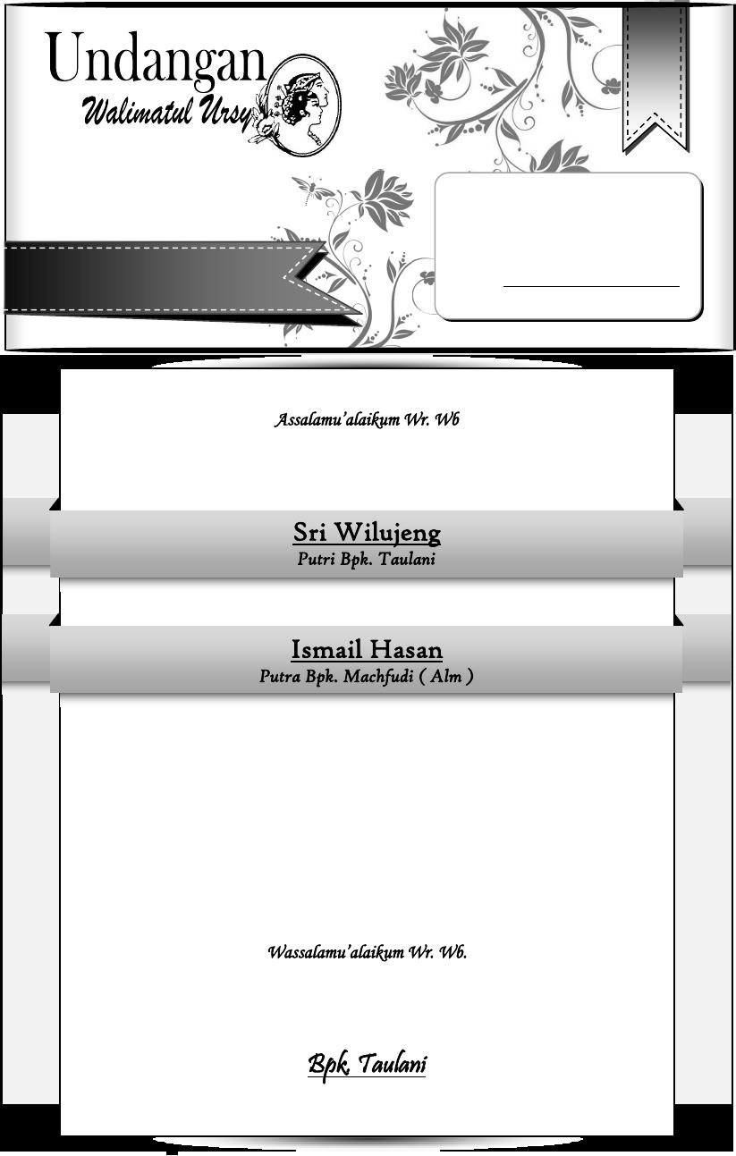 Undangan Walimatul Ursy [simple].docx Microsoft office