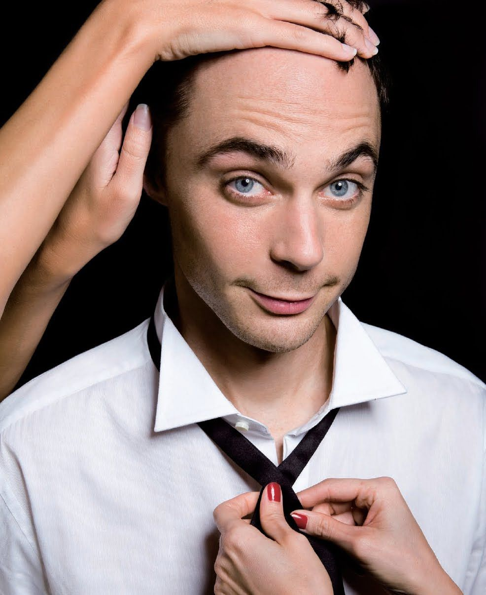 yep.  I totally think Jim Parsons is freaking adorable!!!!