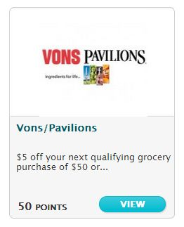 photo about Safeway Printable Coupons named Vons Safeway $5/$50 Printable Coupon AllThoseThingsILove