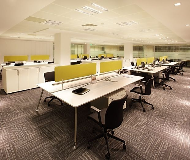 Shared Workstation For Open Plan Office U TOO By Sezgin Aksu Silvia Suardi Nurus