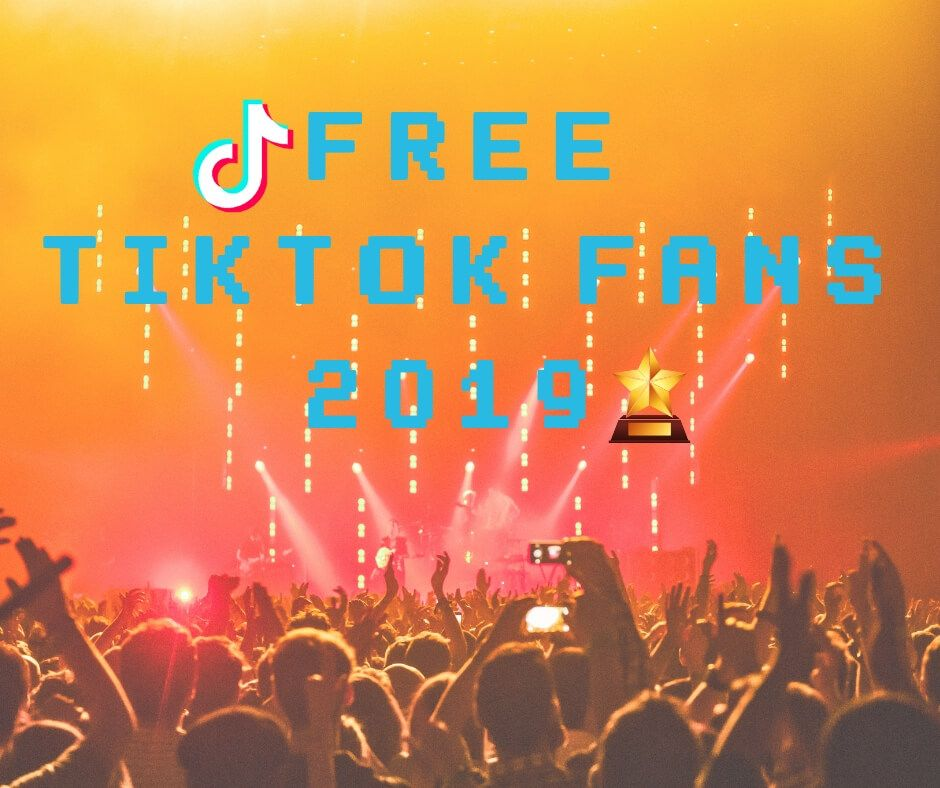 Get free tiktok followers free followers free fame