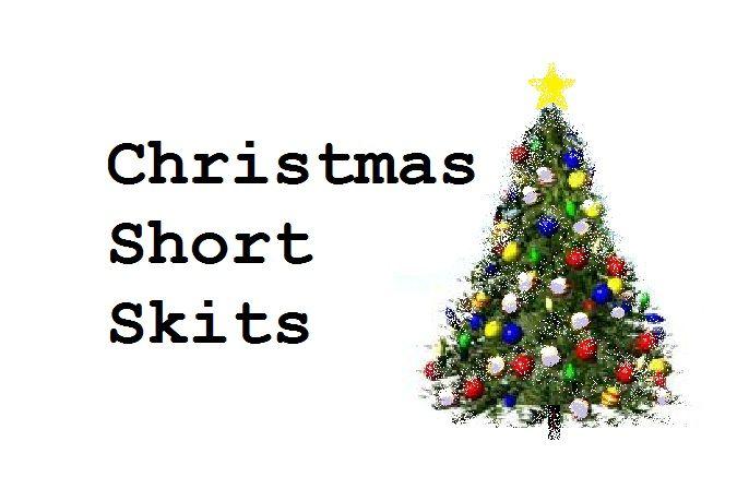 skits for christmas
