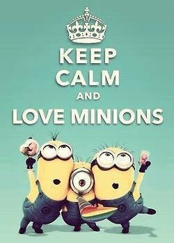I do love minions!