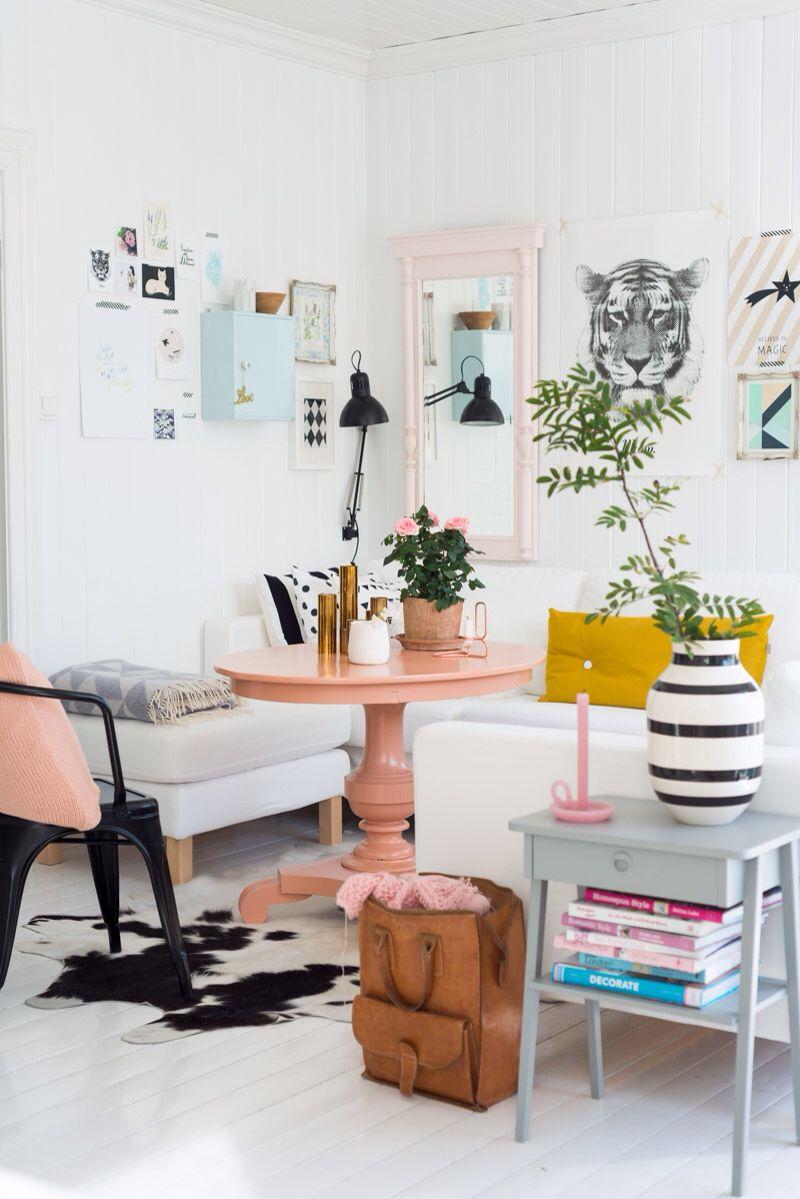 living room l design by Fjeldborg  Living  Pinterest  Wohnzimmer