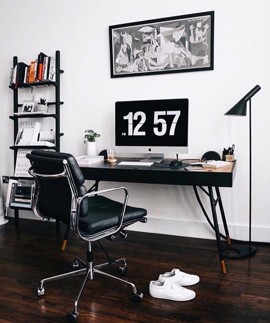 2,707 Likes, 7 Comments   Minimal Setups (@minimalsetups) On Instagram: U201c ·  Workspace InspirationClassyDesksInteriorsLiving ...