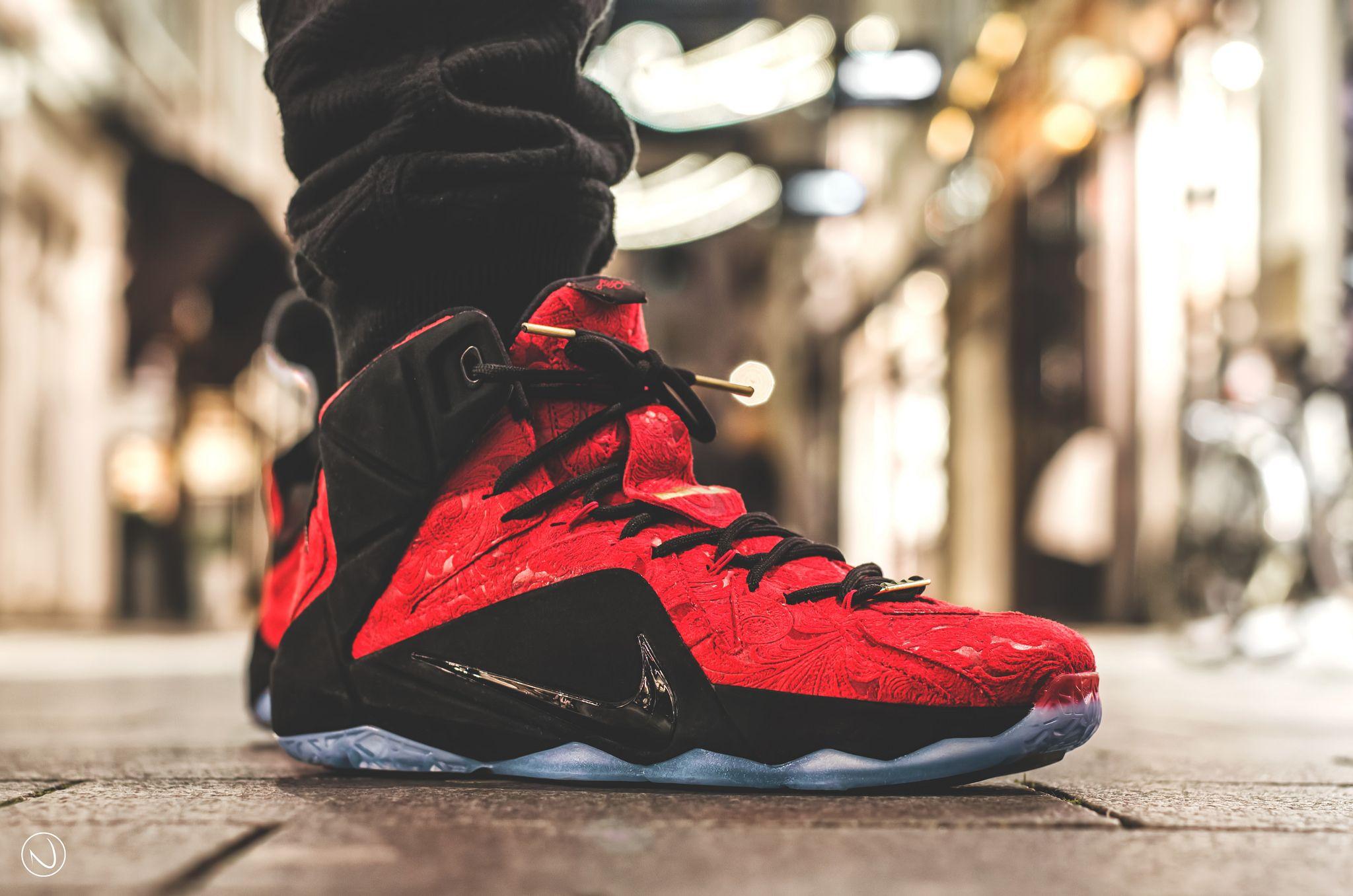 wholesale dealer 8e388 2ae67 Nike LeBron 12 EXT
