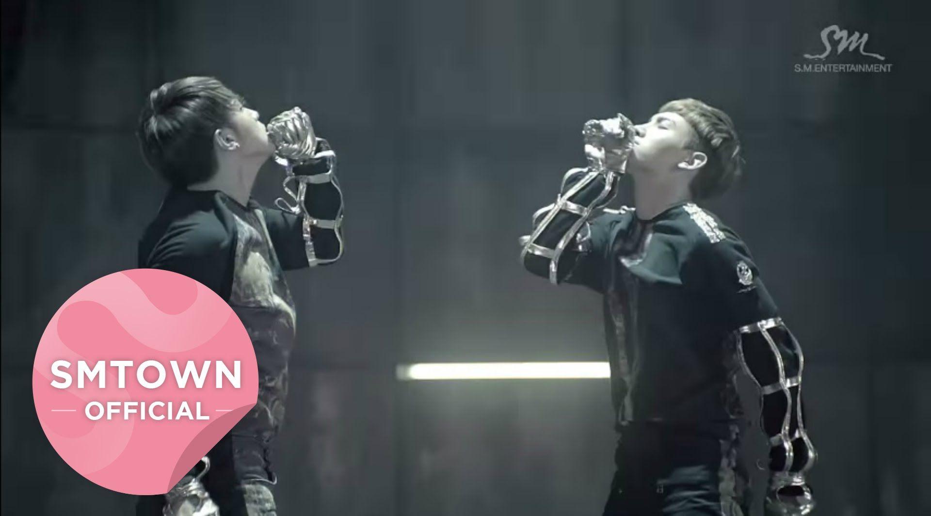 TVXQ! 동방신기_Catch Me_Music Video