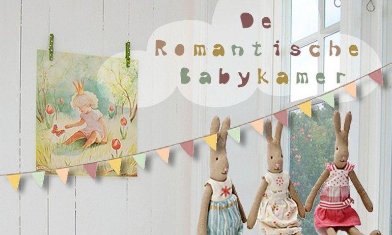 Behang Babykamer Romantisch : Romantische babykamer nursery babykamer en inspiratie