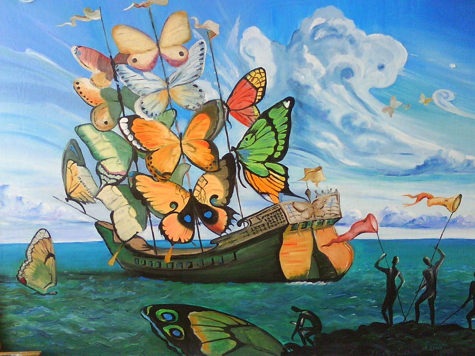salvador dali painting - Google Search | interest | Pinterest ...