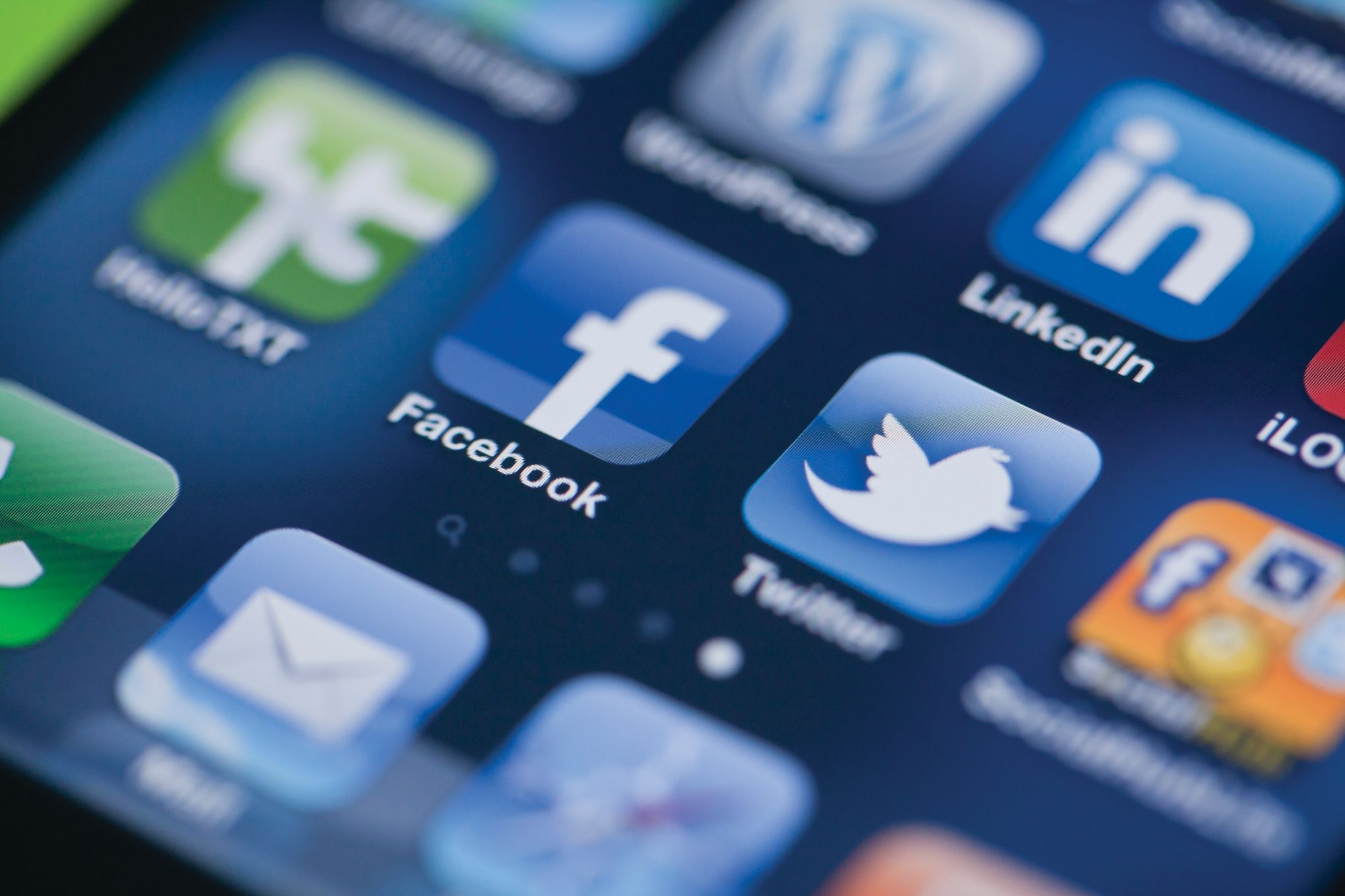 LinkedIn, Facebook And Twitter The Important Role of