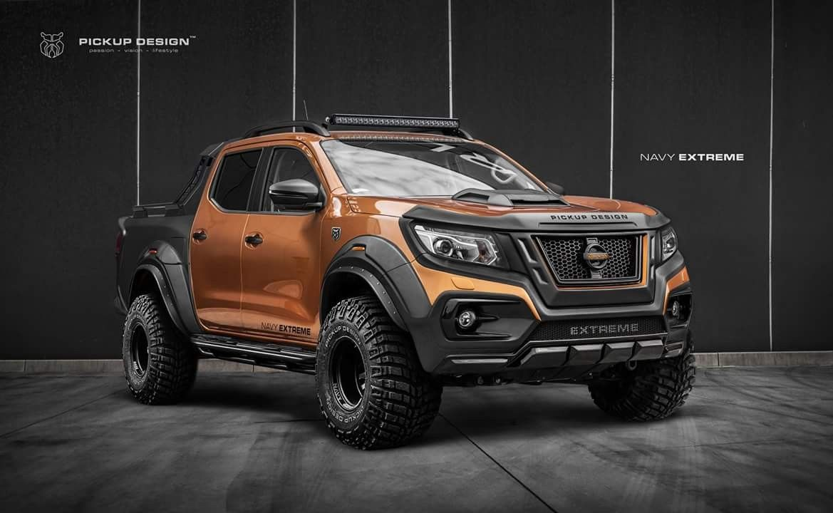 Pin by Robert L. TigerMartell on NP300 Nissan navara