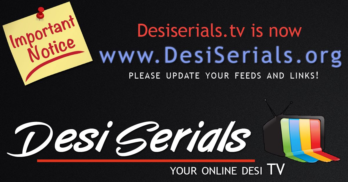 Use this link for accessing Desiserials now: www desiserials org