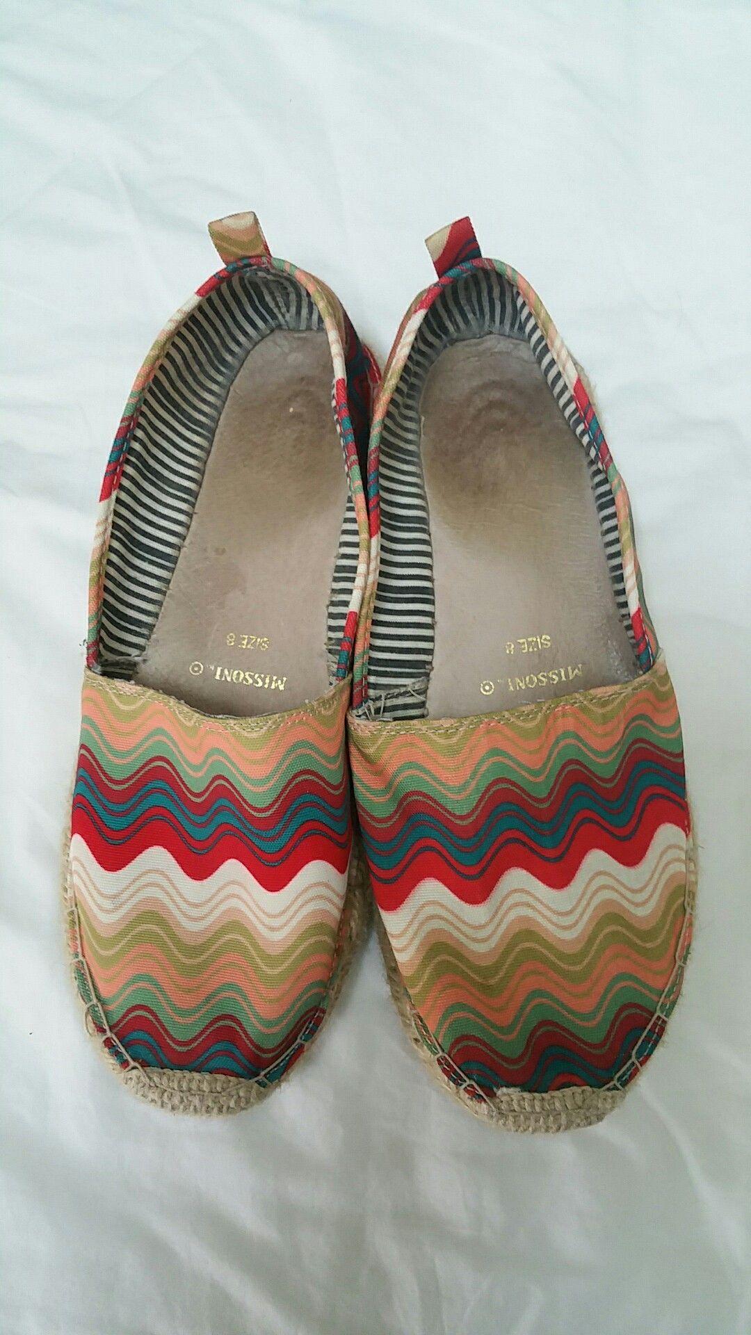 46321ee836d Missoni   Target espadrilles S8 5 10  20  missoni  flats  shoes ...