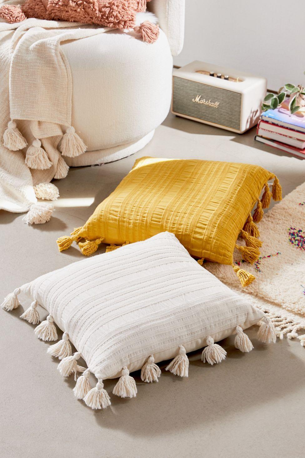 Suki Floor Pillow Urban Outfitters in 2020 Floor