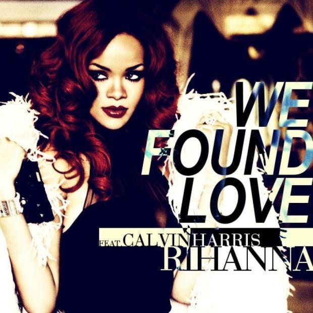 DOWNLOAD MP3: Rihanna Ft. Calvin Harris - We Found Love