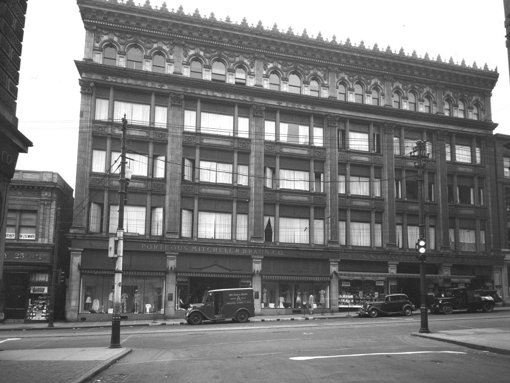Porteous department store now maine college of art in 1938 porteous department store now maine college of art in 1938 courtesy of portland publicscrutiny Images