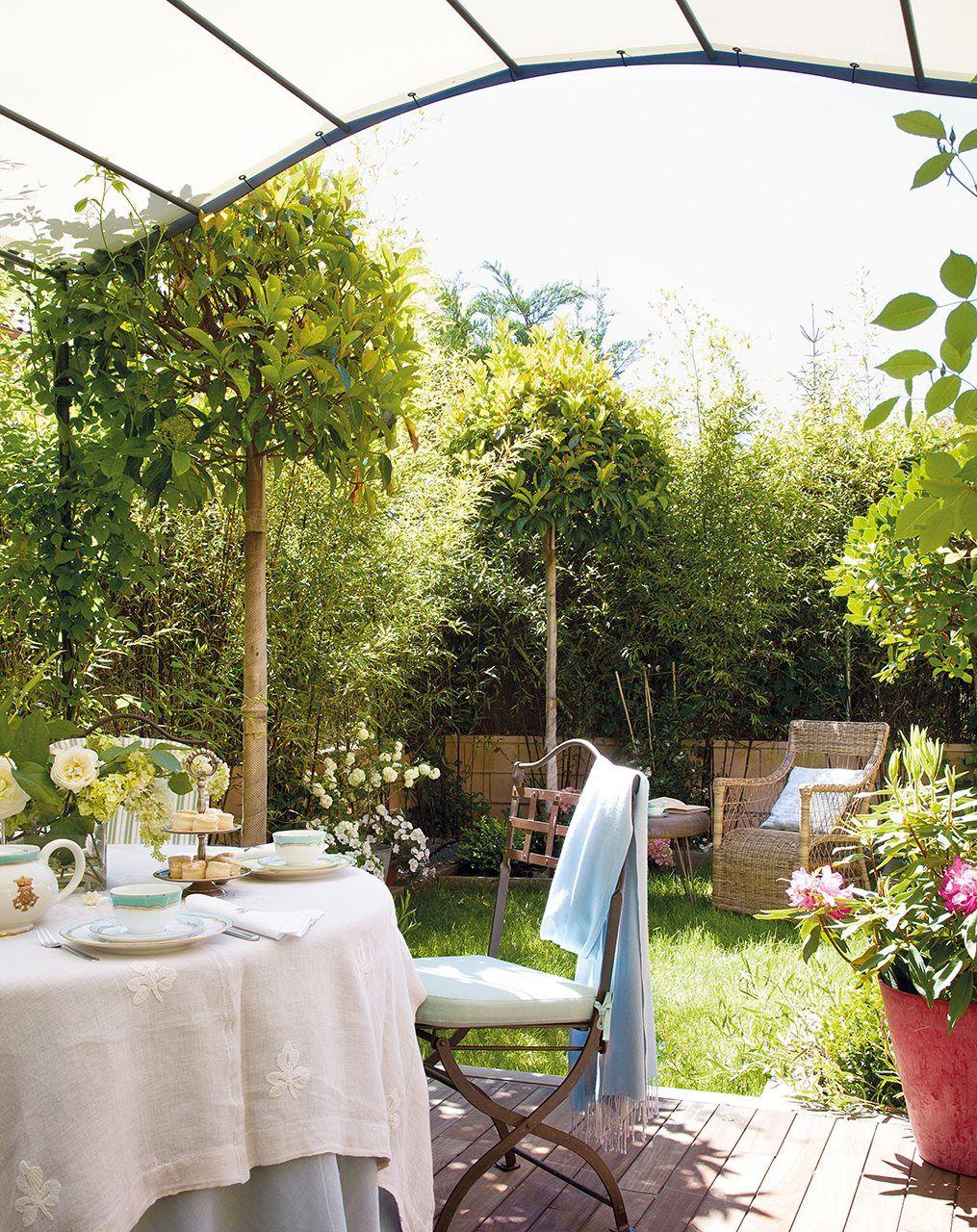 Crea Tu Terraza Ideal En La Ciudad Garden Outdoor