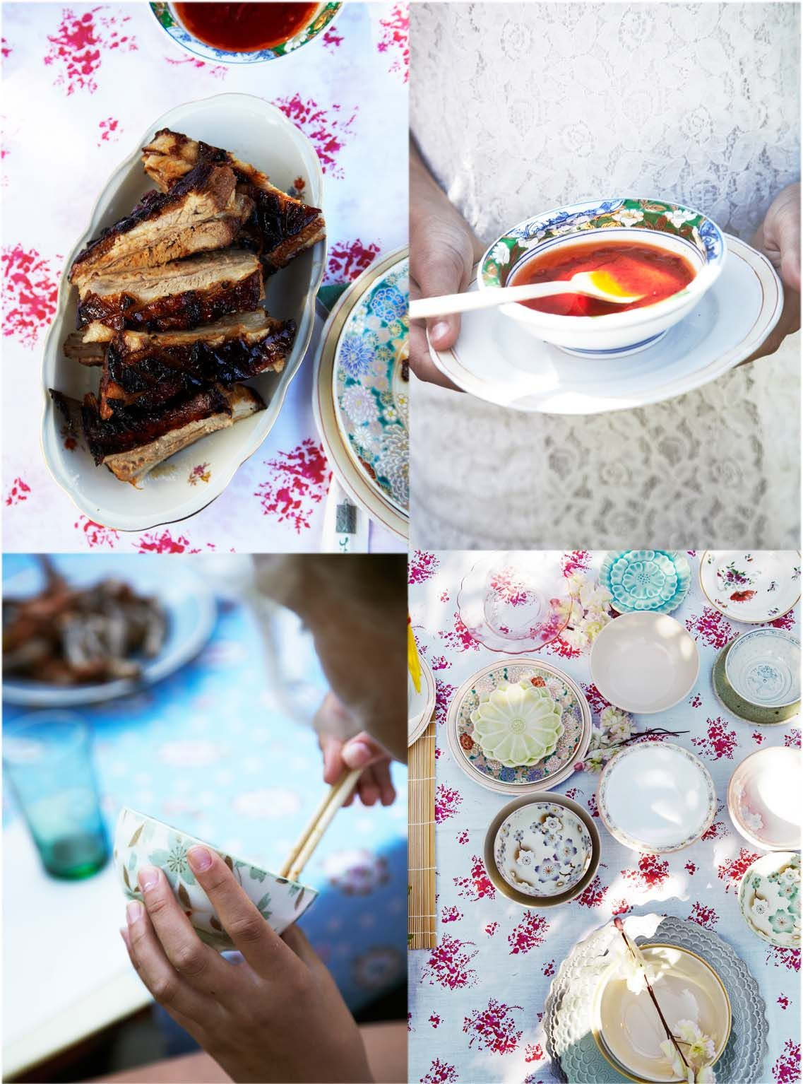 Stylist Nicoline Olsen foto VK Stock | Beautiful food