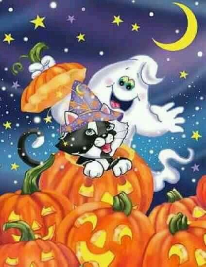 I still love window clings with similar pictures Halloween Pinterest - halloween window clings