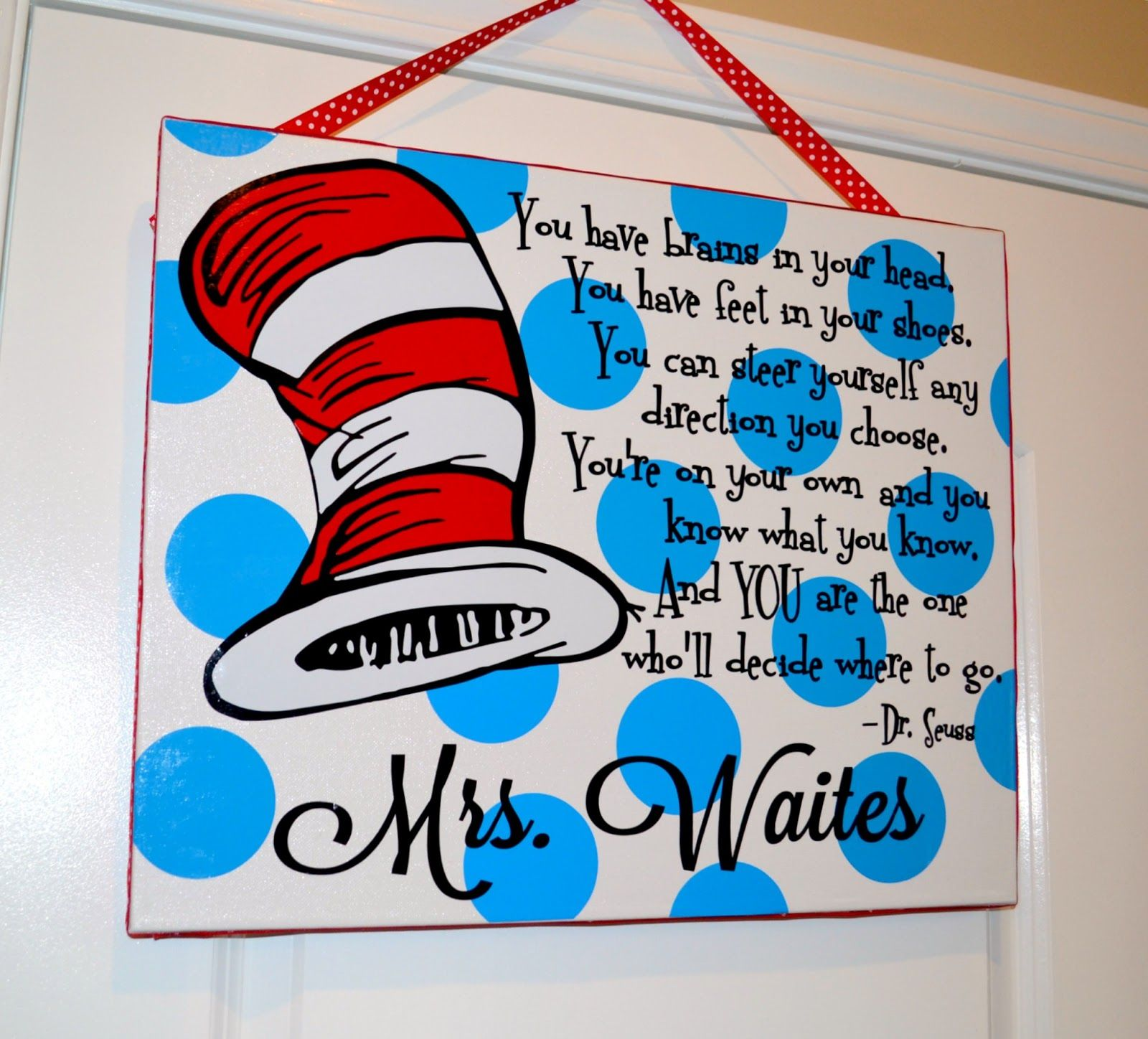 dr seuss Dr Seuss frame 003 school ideas