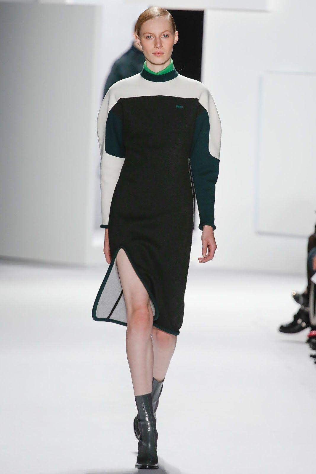 Lacoste FallWinter 2013-2014 RTW – New York Fashion Week