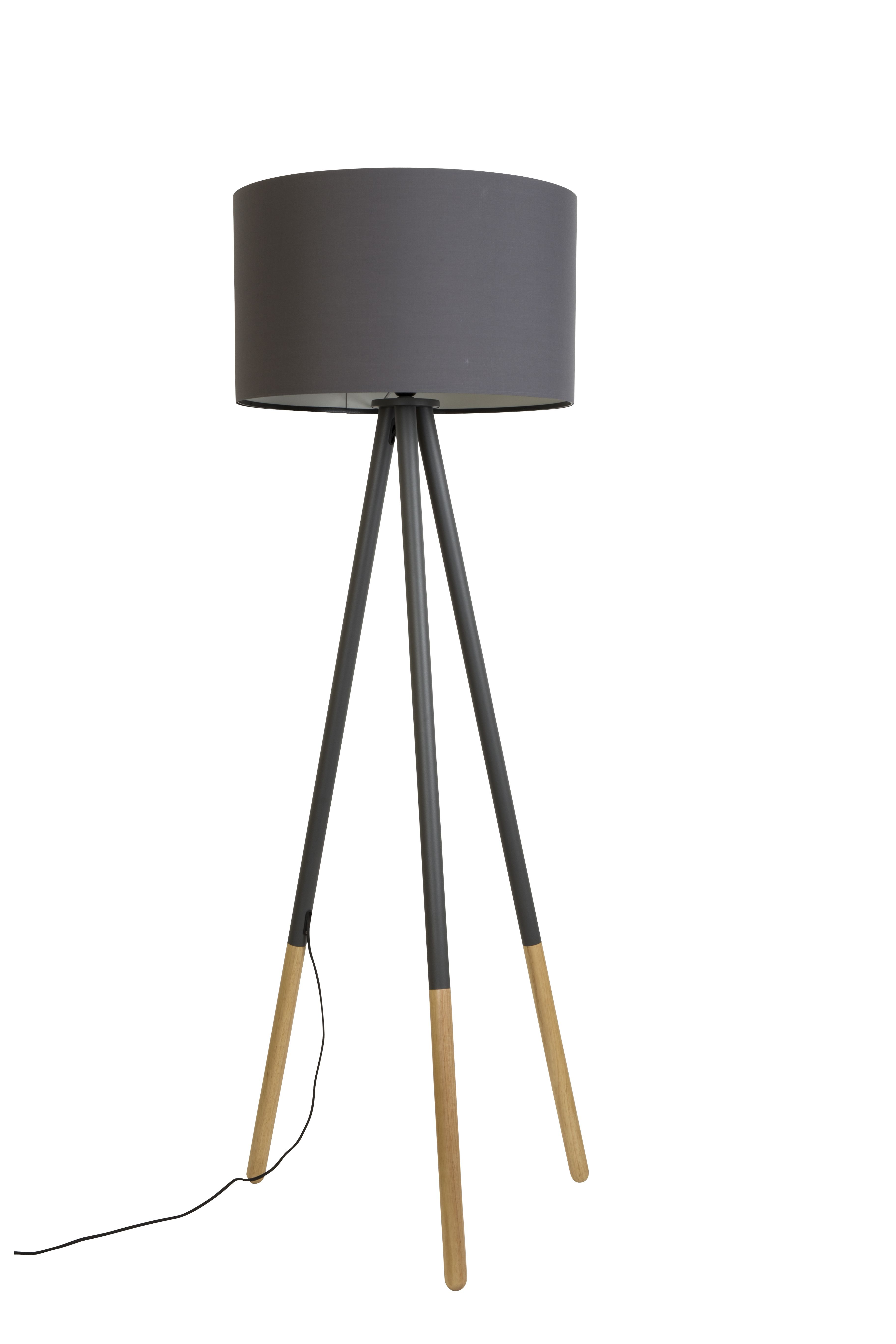 Highland Floor Lamp Grey Floor Lamp Lamp Floor Lamp Grey