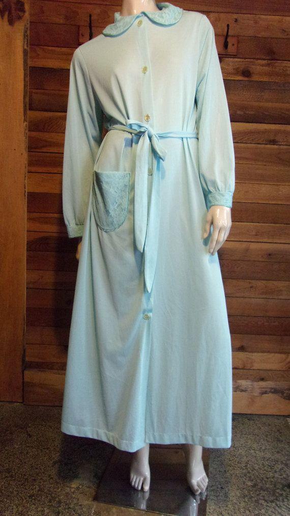 496f5bac987 Vintage Lingerie 1960s TEXSHEEN Aqua Size by ReallyCoolClothes ...