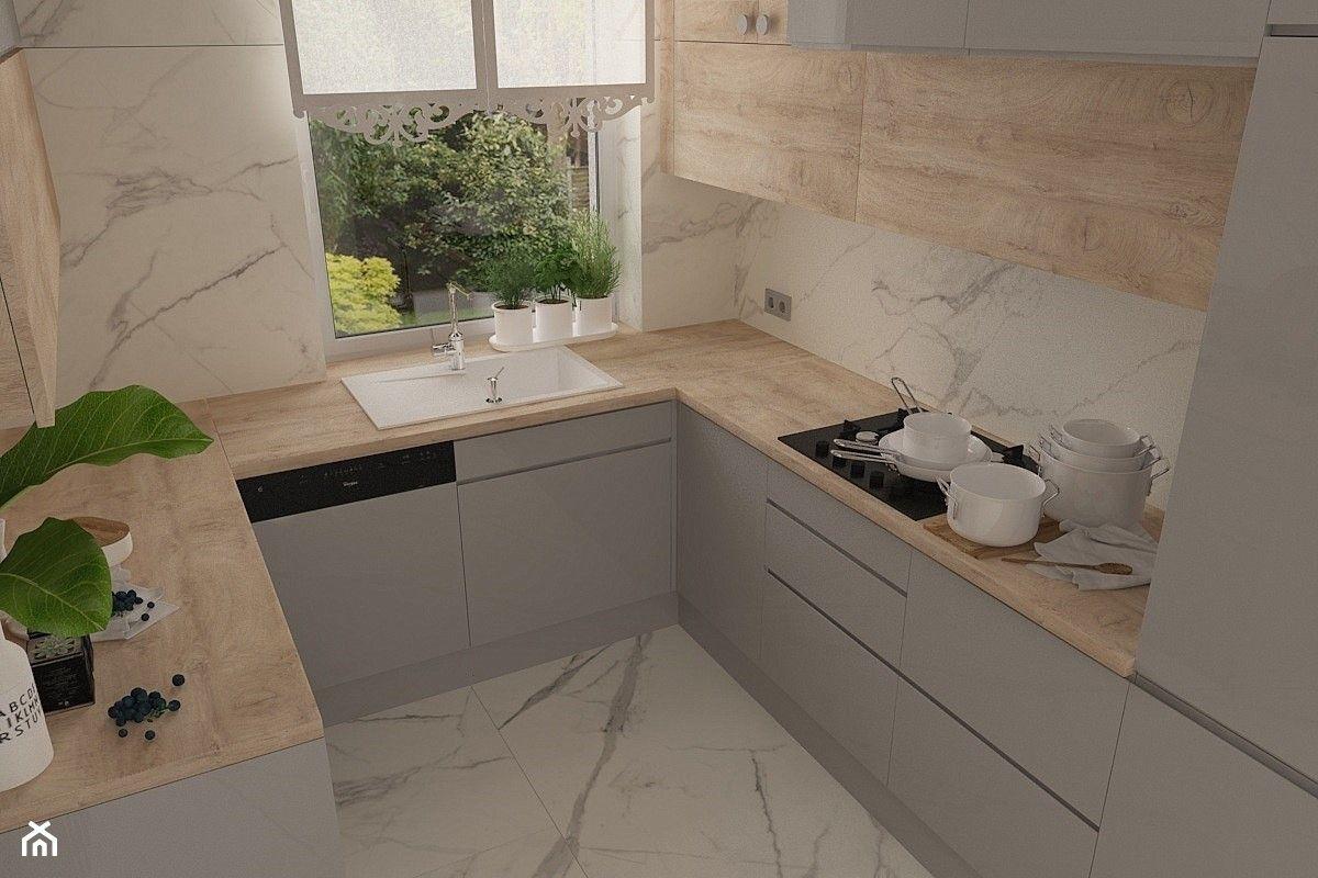Kuchnia W Ksztalcie Litery U Aranzacje Pomysly Inspiracje Homebook Kitchen Room Design Kitchen Furniture Design Kitchen Design Decor