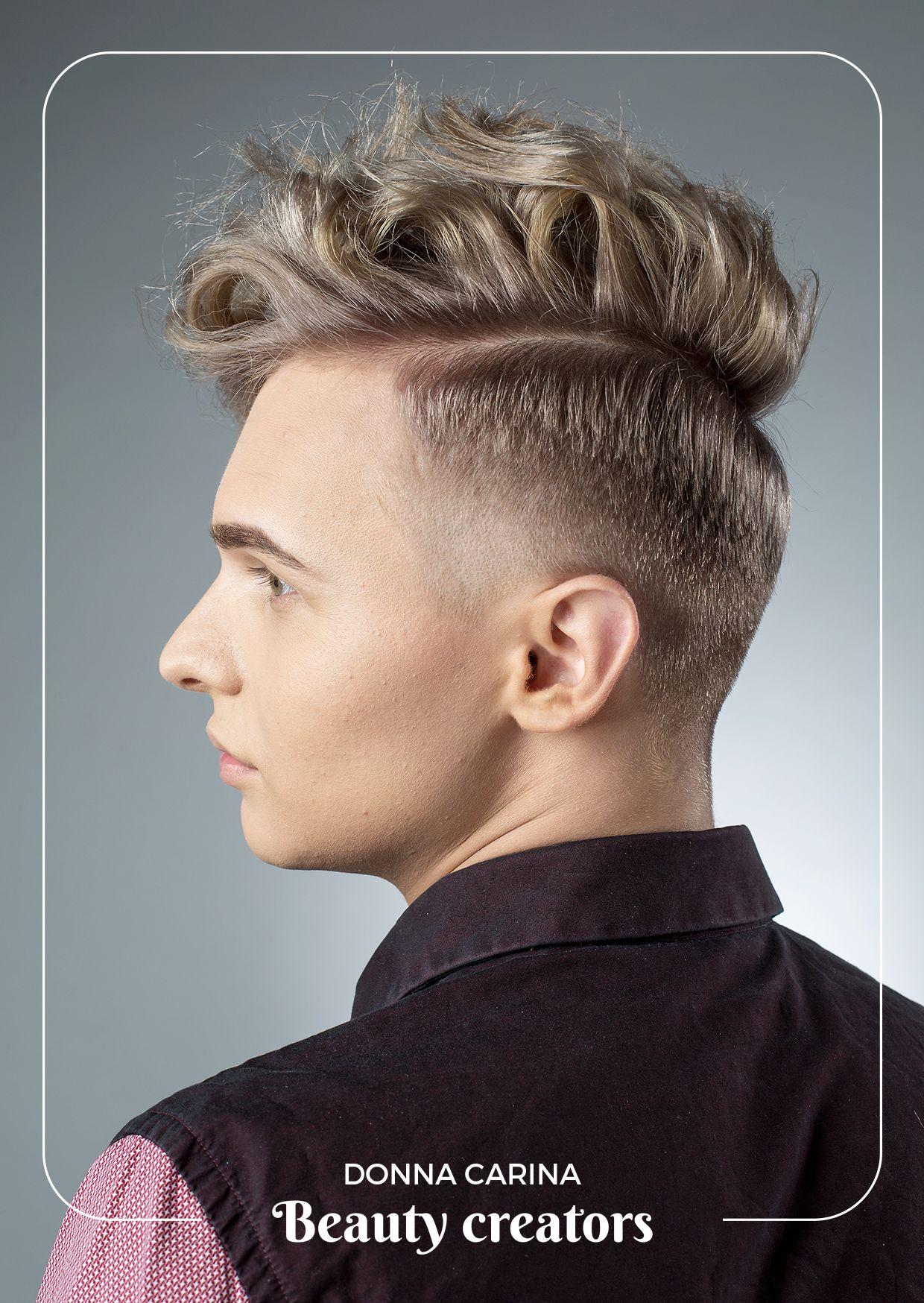 Tunsori Si Culoare Par Barbati Haircut Color Donnacarina