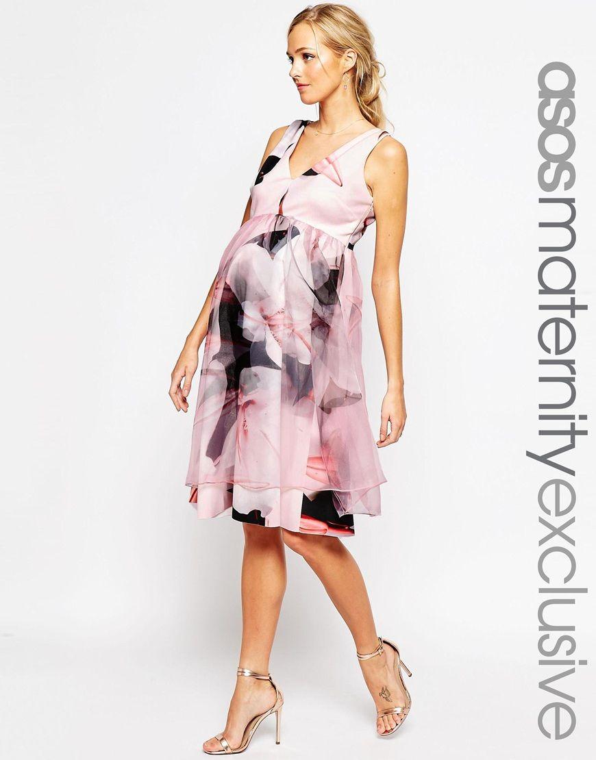 Organza Maternity Dresses