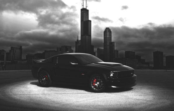 Gotham + Mustang= Superman's Mustang? Ford mustang