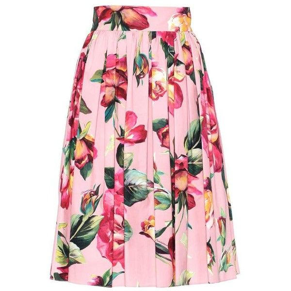 Dolce gabbana floral printed cotton skirt 725 liked on dolce gabbana floral printed cotton skirt 725 liked on polyvore mightylinksfo