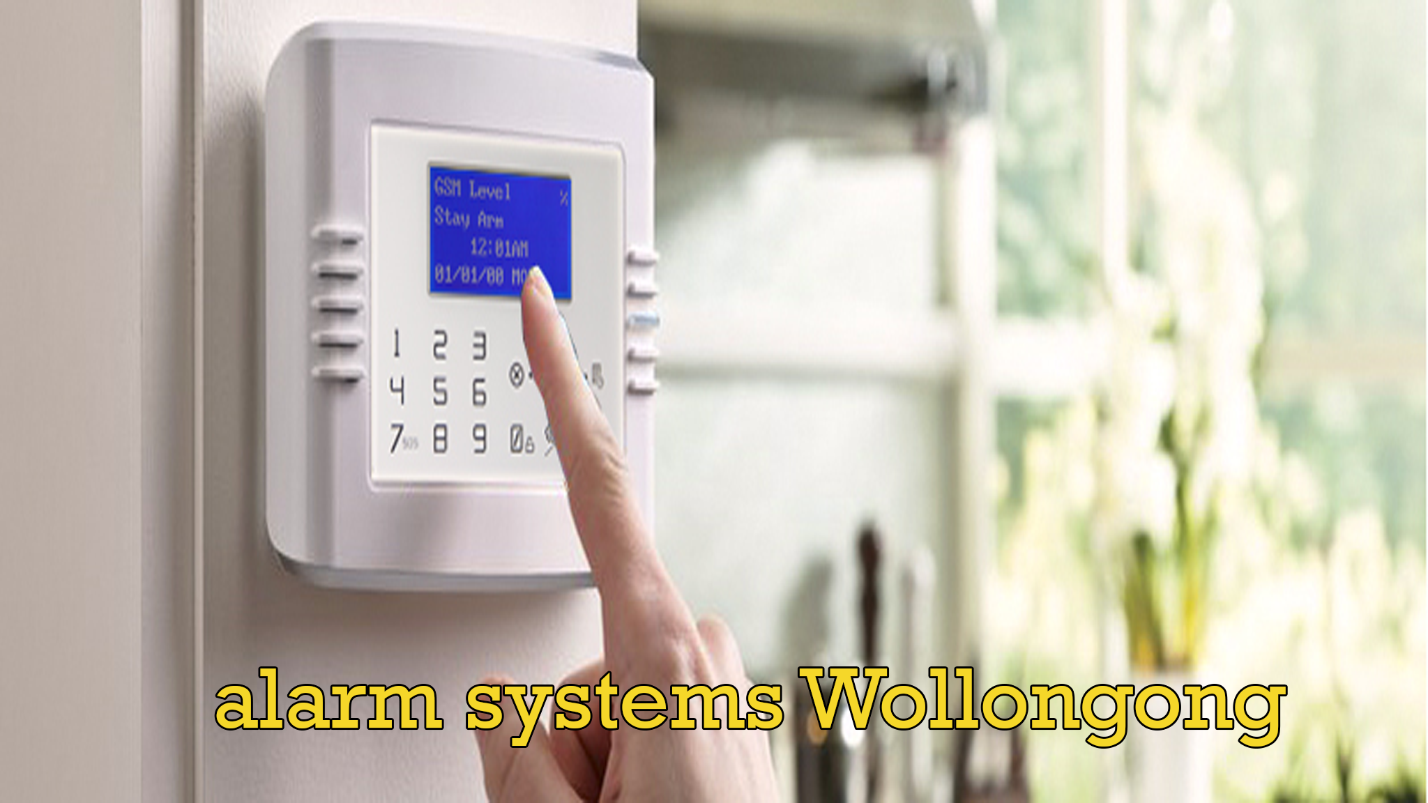 Https://allroundelectrical.com.au/outdoor And Pool Lighting Wollongong For  Home Security/   Set Up All Sorts Of New And Innovative Alarm Systems  Wollongong ...