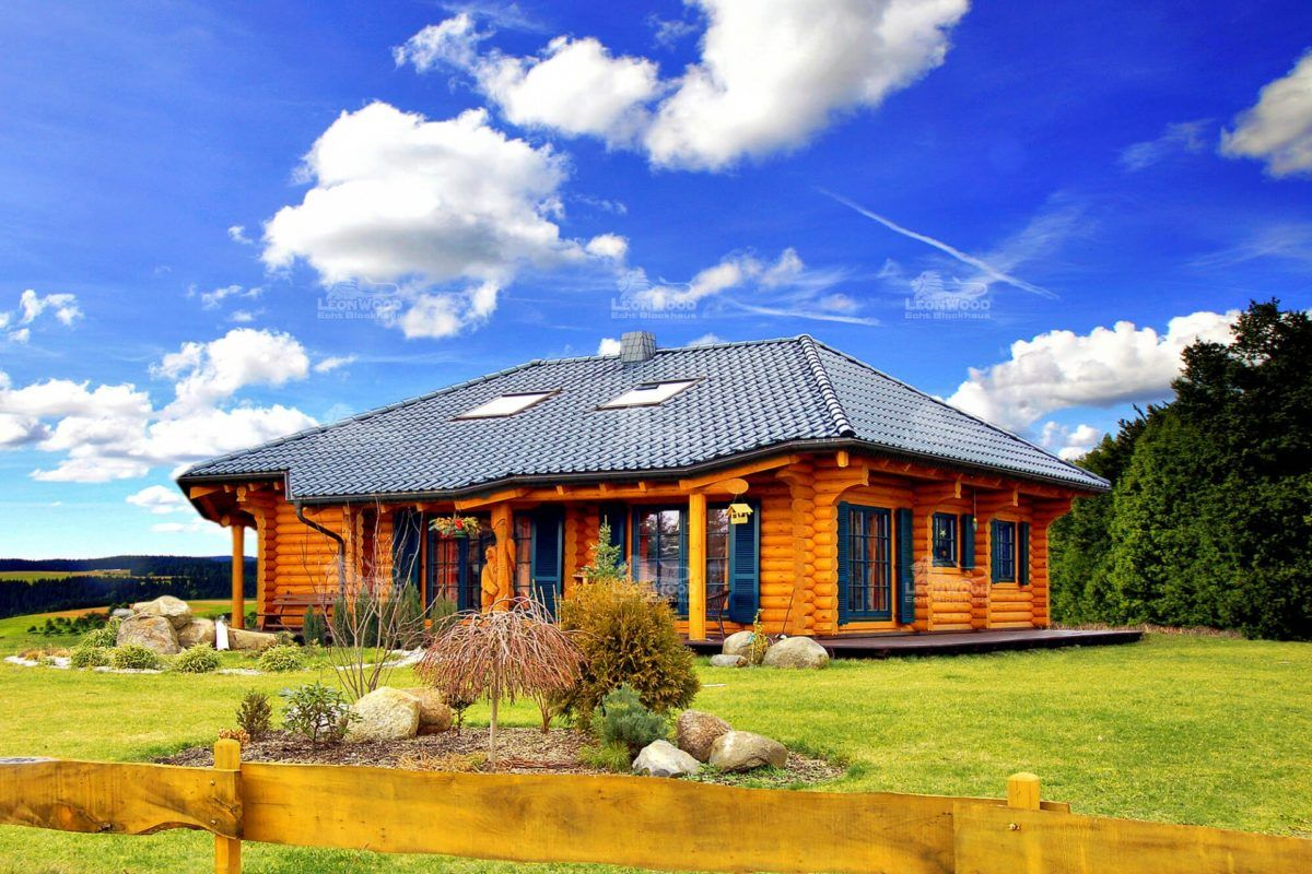 Leonwood Haus Alaska Hausbauhelden De Blockhaus Blockhaus Hauser Blockhaus Fertighaus