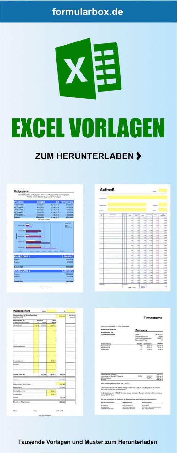 Excel Vorlagen Herunterladen Excel Vorlage Excel Tabelle Erstellen Excel Tipps