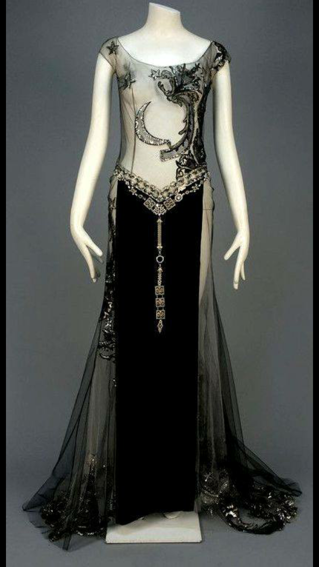 Vintage Evening Gown | 1920s... | Divine Vintage Dresses ...
