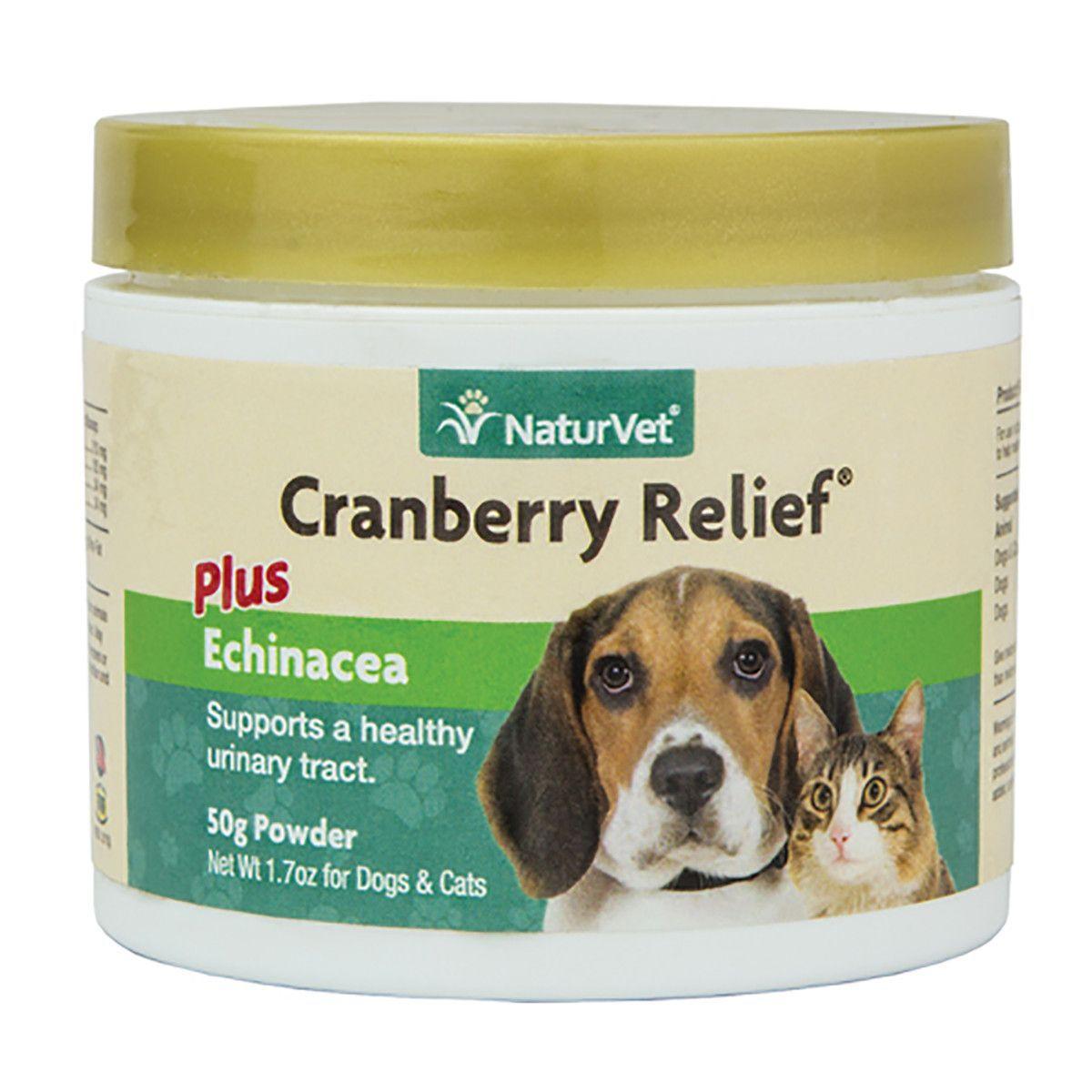 Cranberry Relief Pet Powder By Naturvet