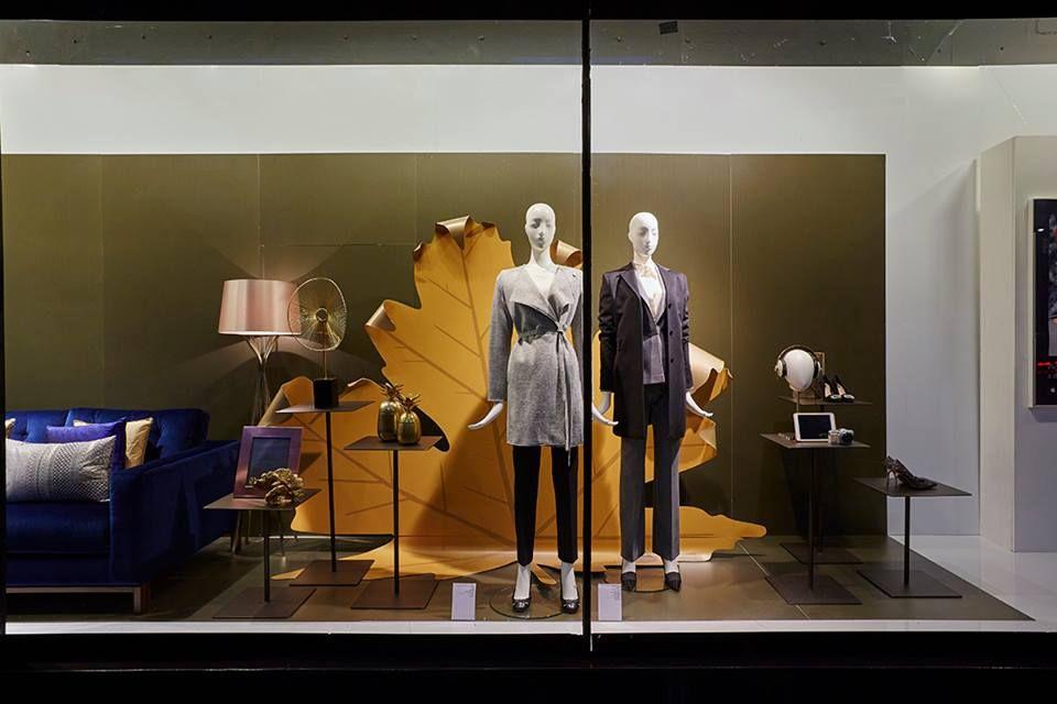 John Lewis AW15 // Harlequin Retail