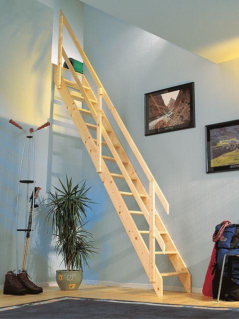Escaleras ventanas tejado estufas de le a - Puertas para escaleras ...