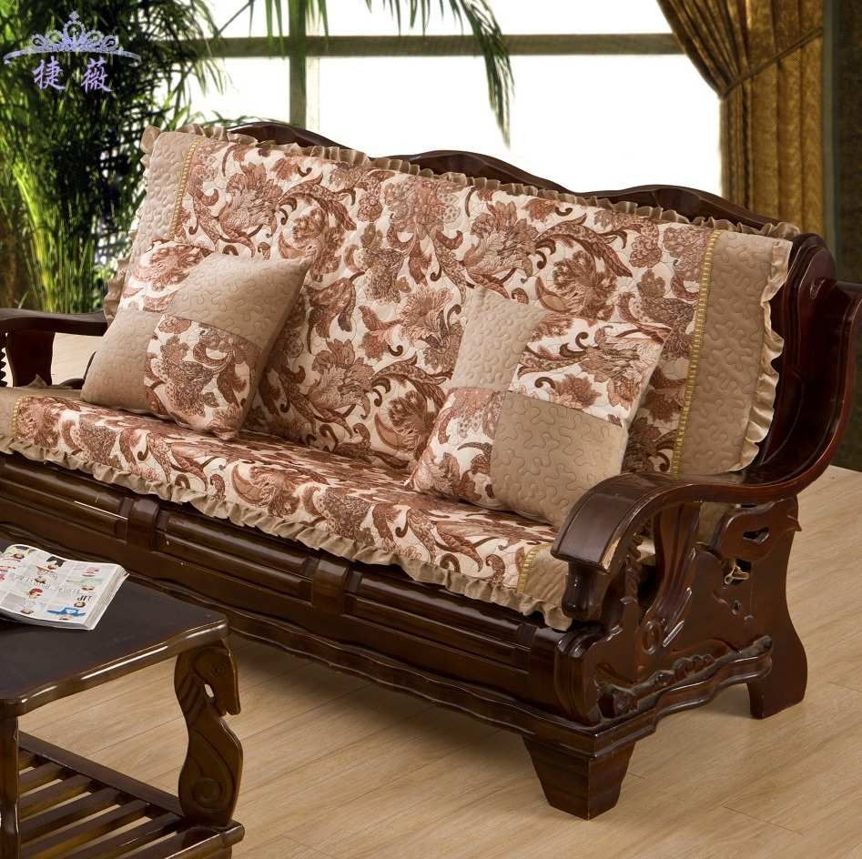 10 Wooden Sofa Cushion Covers Most Stylish As Well As Attractive Cushions On Sofa Sofa Seat Cushions Sofa Bed Design