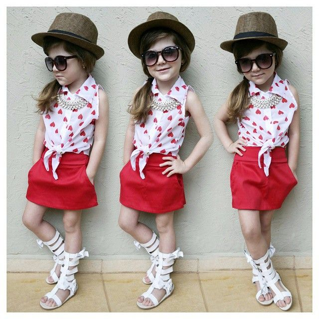 Cute dresses for summer for kids