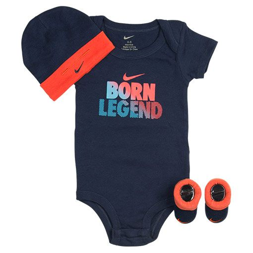 3955b29641866 Infant Nike Born Legend 3-Piece Box Set