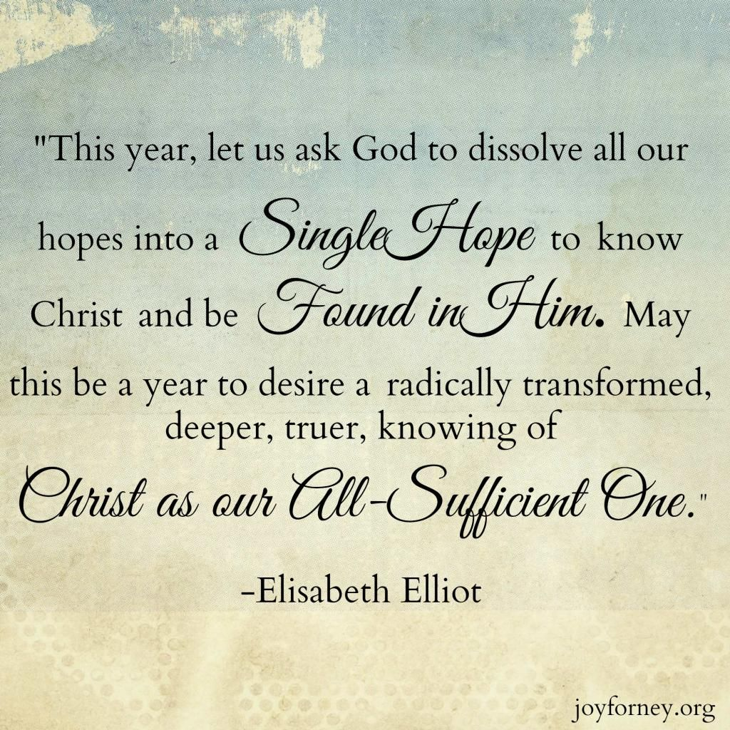 Let This Be The Year (JoyForney.org) | Inspirational, Wisdom and Verses