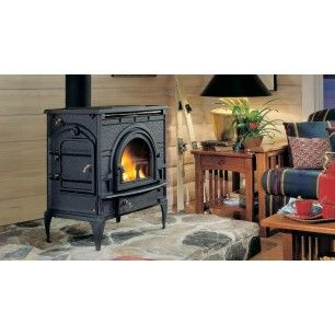 Monessen Dutchwest Series Wood Burning Catalytic Cast Stoves