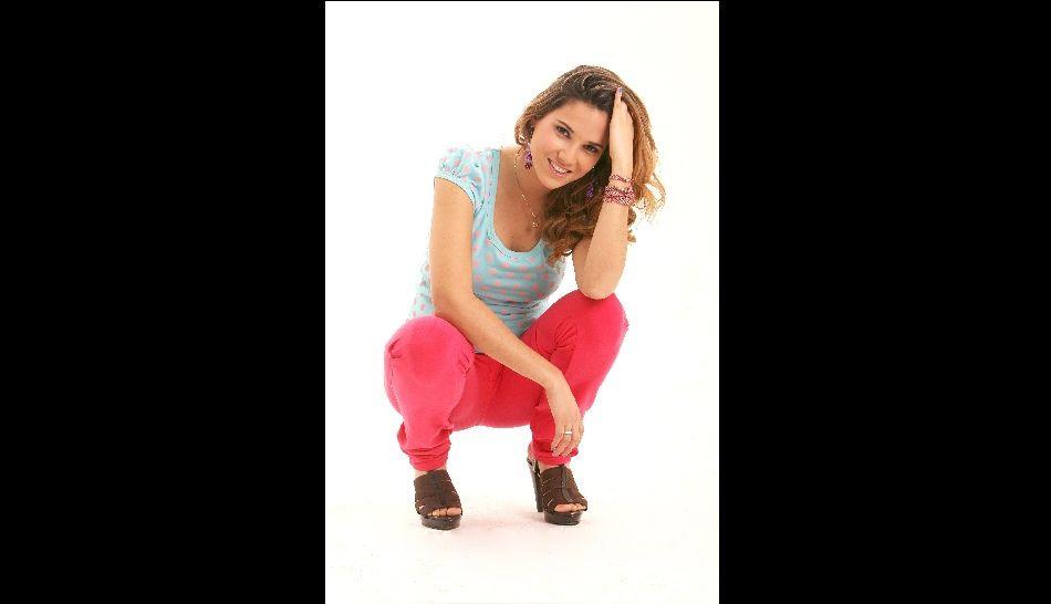 FOTOS: María Grazia Gamarra, la bella actriz que acapara elogios y miradas en Mi amor el wachimán