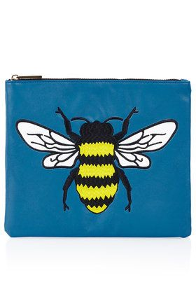**Bee Pouch by Skinnydip