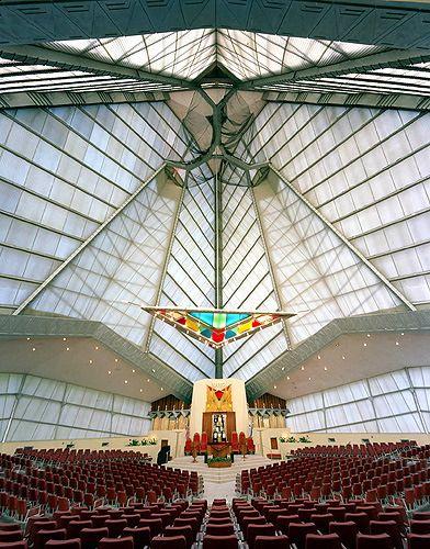 Beth Sholom Synagogue In Elkins Park Pa Completed 1959
