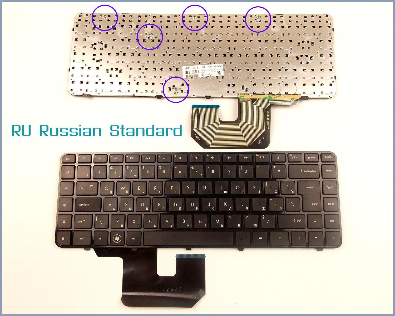Russian Ru Version Keyboard For Hp Pavilion 597635 001 597630 001 606744 031 606743 001 Aelx6u00210 V112846as1 L Laptop Accessories Laptop Keyboard Hp Pavilion