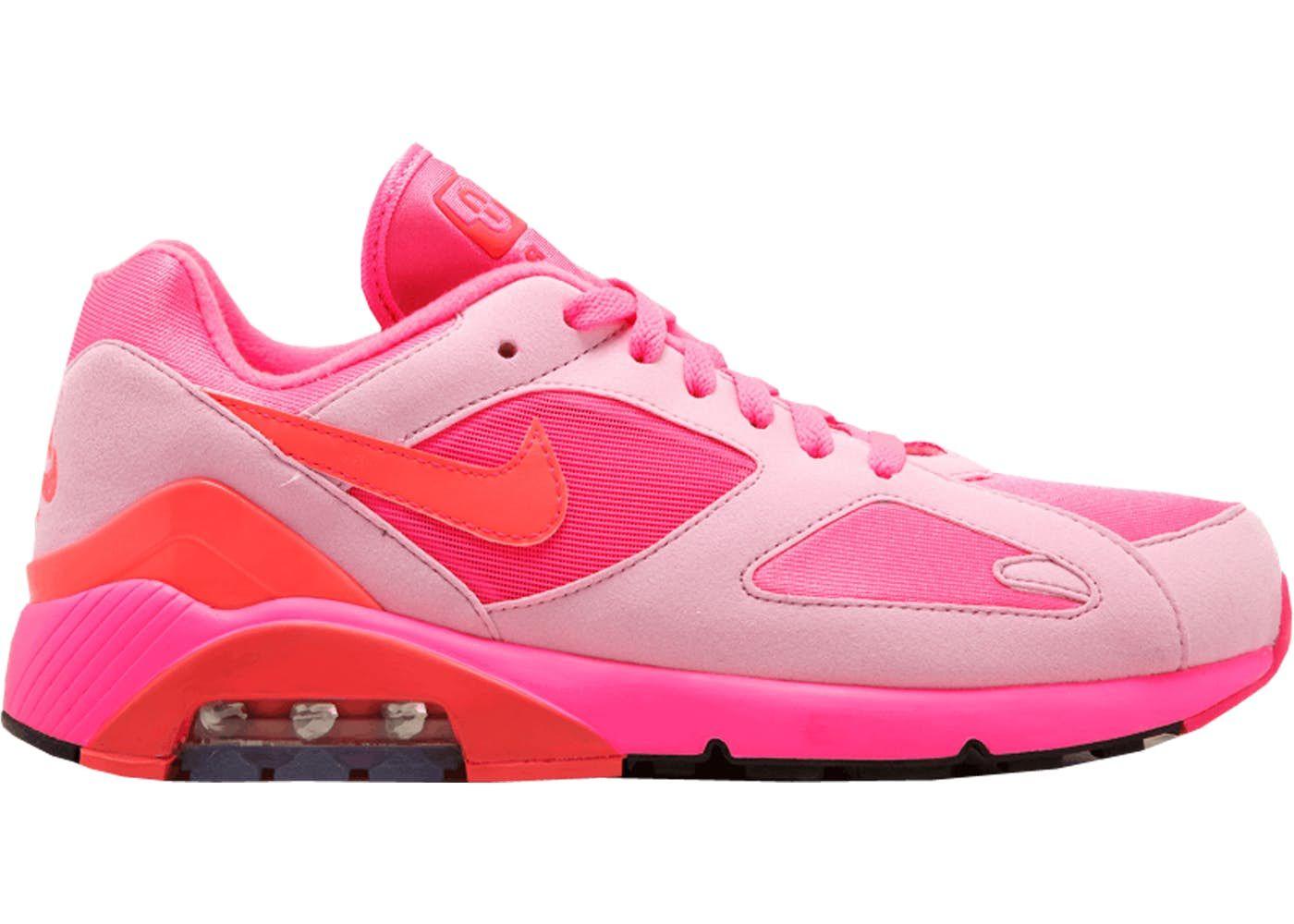 super popular 18ed4 4c0d4 Air Max 180 Comme des Garcons Pink